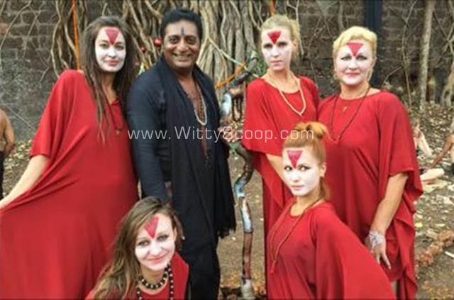 Candy Flip Movie: Prakash Raj On The Sets Of Candy Flip [PHOTOS]