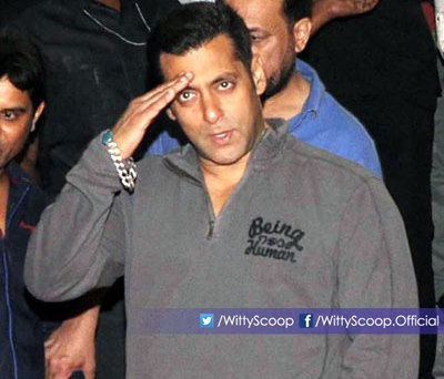 Salman Khan Fans Create Roadblock Outside Himesh's Studio