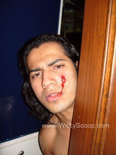 Varun Dhawan Old Pictures - The Common Man!