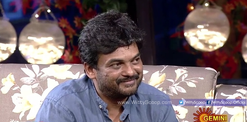 Puri Jagannadh And Akash Interview in GupShup [PICS]