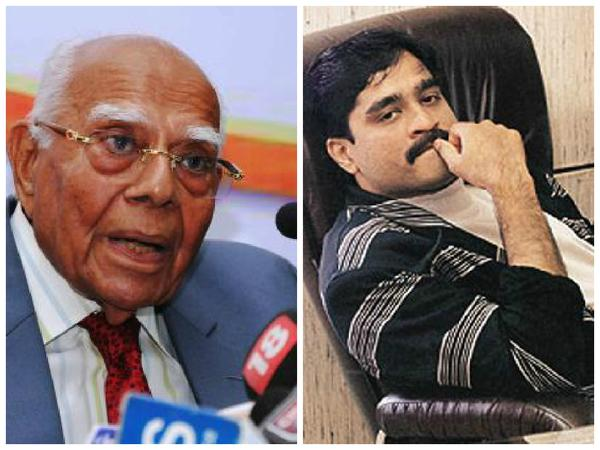 Ram Jethmalani Says I talked to Dawood, he wanted to return