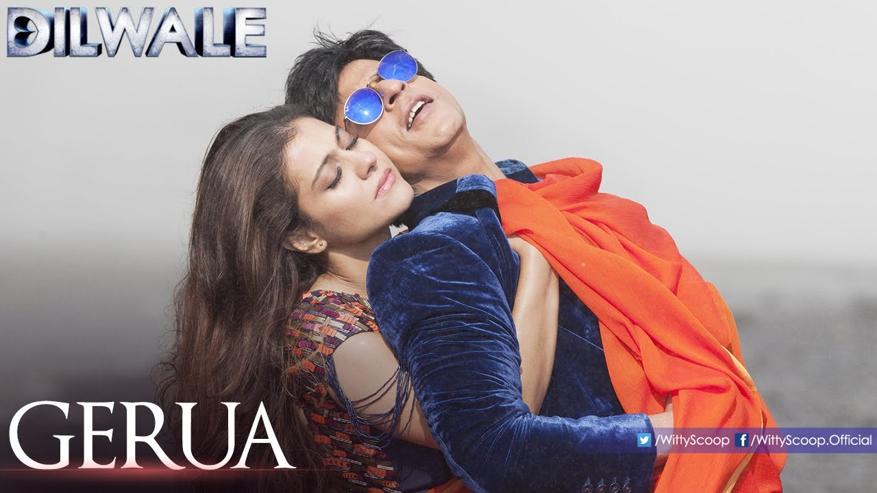 Gerua Song: Visually breathtaking ‪‎Gerua‬ from Dilwale Released