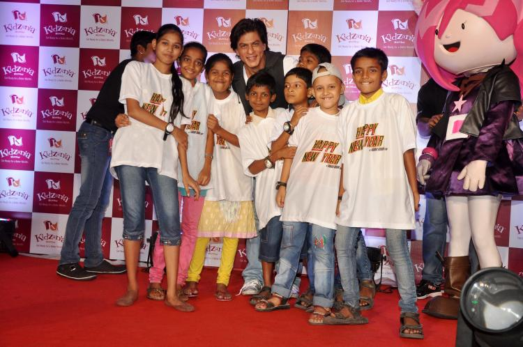 Shah Rukh Khan Reveals Two Pranks Of His Childhood