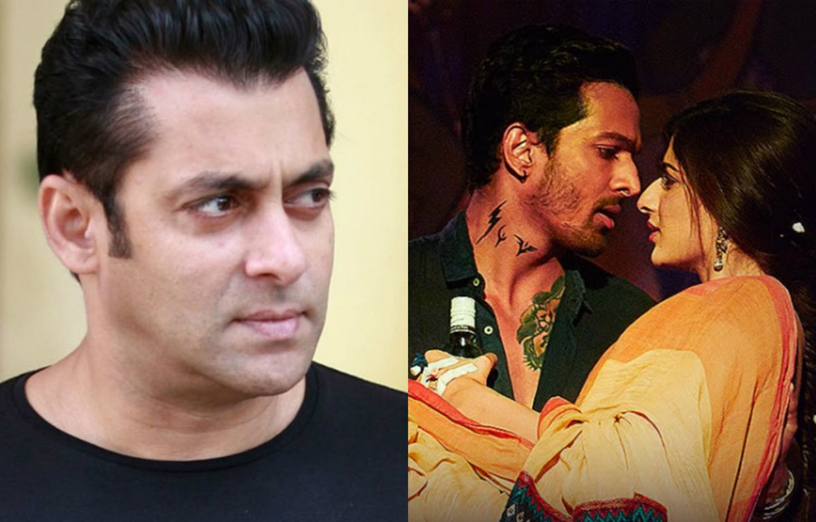 Salman Khan criticize Sanam Teri Kasam makers of stealing