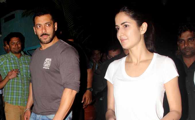 When Salman Khan Drive Late Night For Katrina Kaif