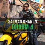 Salman Khan Dhoom 4 - Official Announcement on hold because...