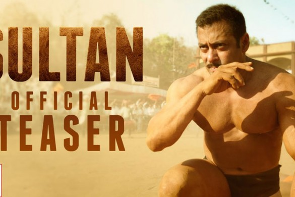 Sultan Movie Teaser - Salman Khan in and as SULTAN!