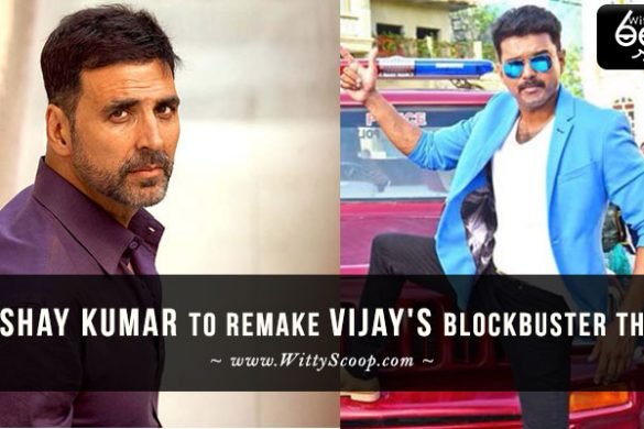Akshay Kumar to remake Vijay's blockbuster Theri