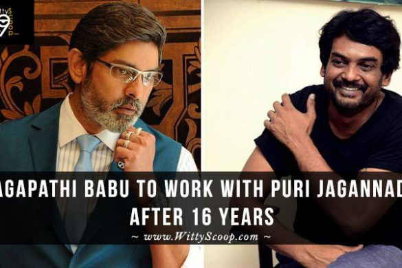 Jagapathi Babu to work with Puri Jagannadh after 16 yrs