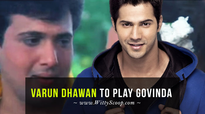 Varun Dhawan Aankhen Sequel - To play Govinda's role