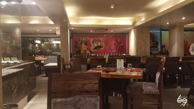Bombay Barbeque Buffet Review