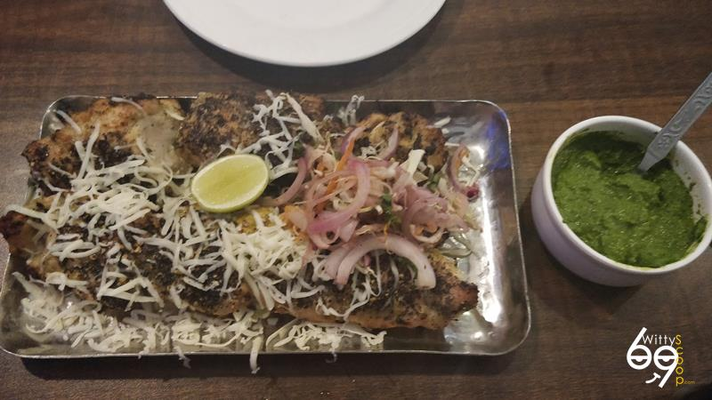 Carter's Blue Restaurant Review | Carter Road, Bandra West - Witty Scoop