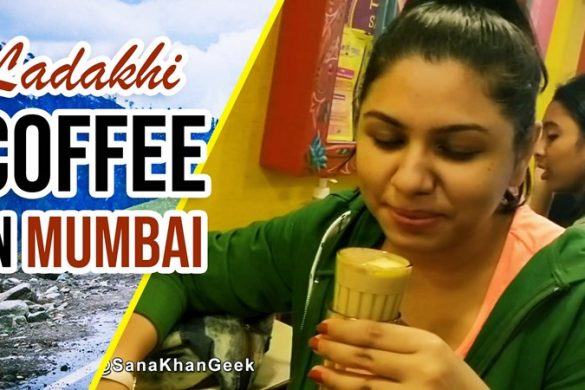 Ladakhi coffee in Mumbai