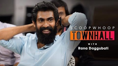 Rana Daggubati Latest Interview With ScoopWhoop 2019
