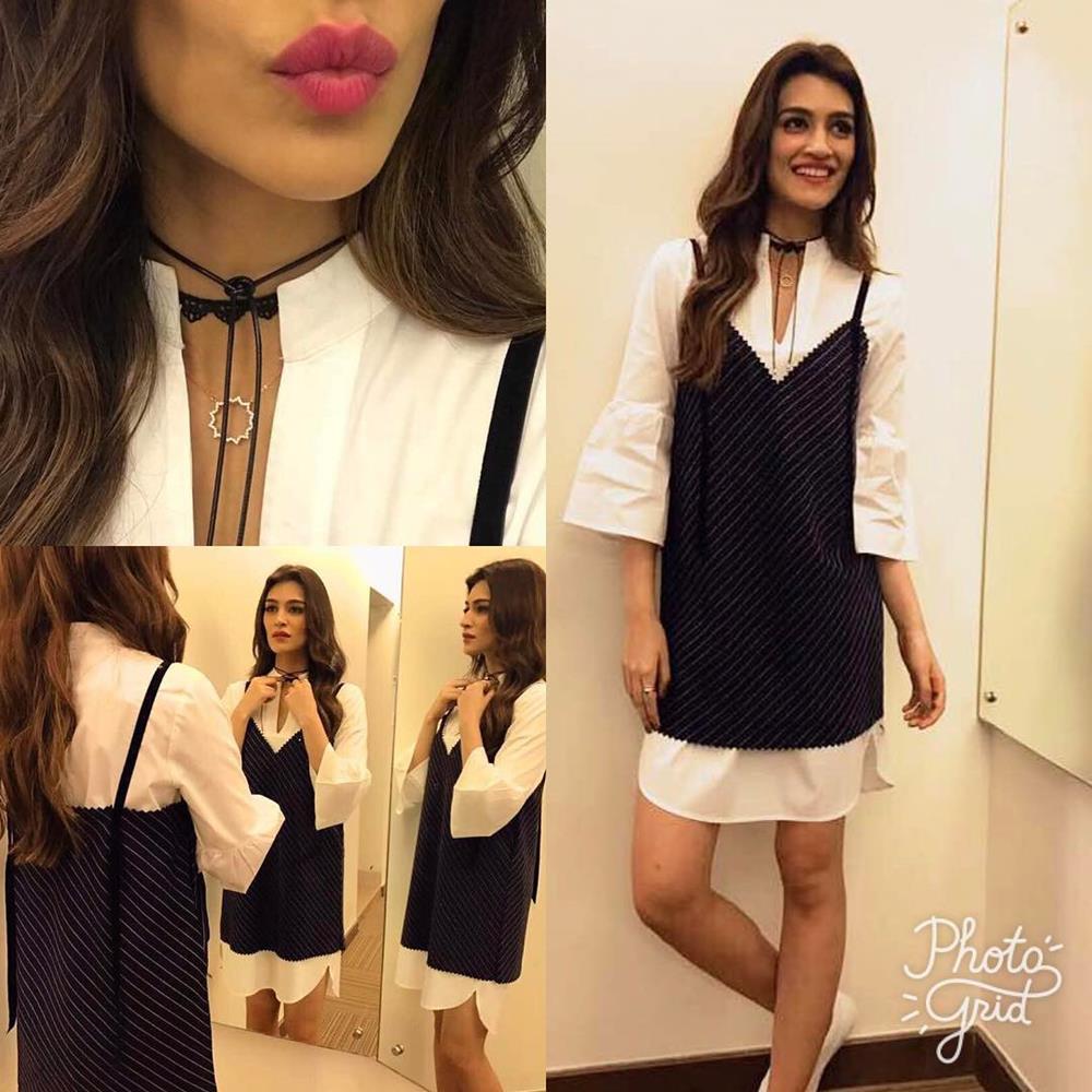 Kriti Sanon Wardrobe Essentials Every College Girl Needs