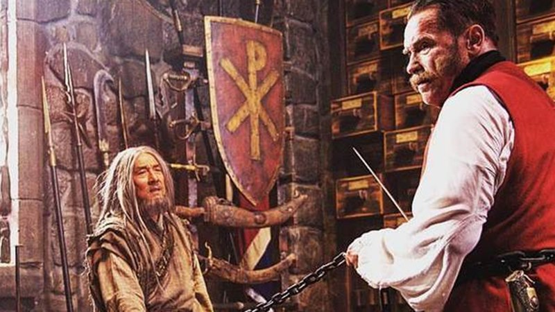 Jackie Chan and Arnold Schwarzenegger Viy 2: Journey to China Gets A Release Date
