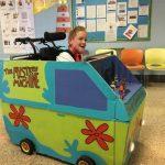 Harford Invites Volunteers to Join Wheelchair Costume Workshops