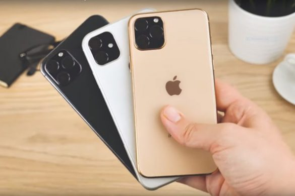 Apple iPhone 11, 11 Pro, 11R and 11 Max