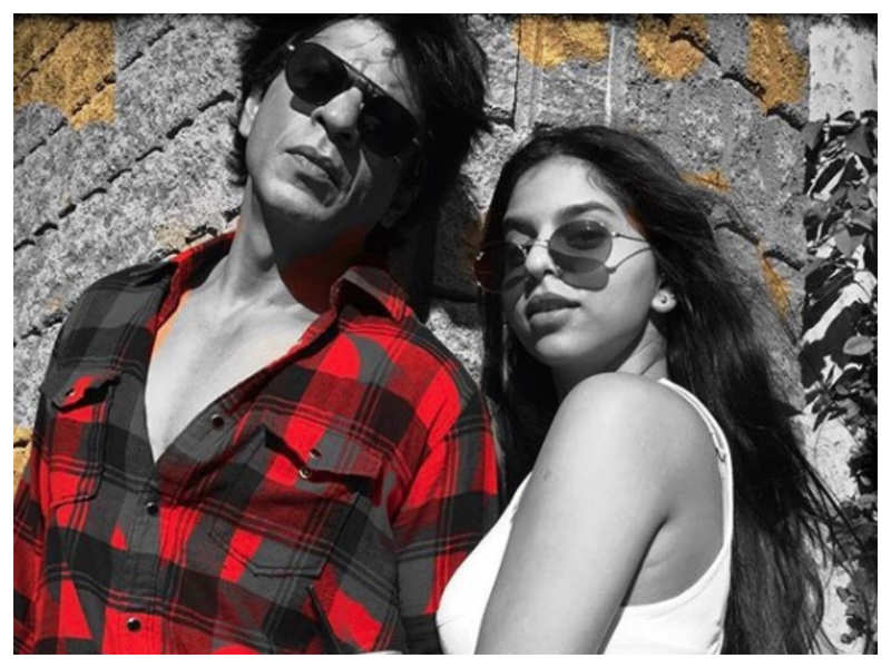 Here's Why Shah Rukh Khan Is Protective For Daughter SUHANA More Than Aryan & AbRAM