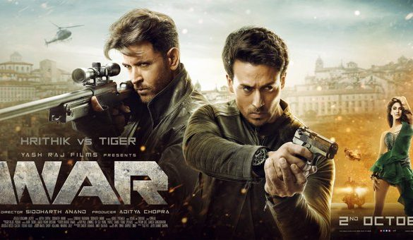 Hrithik Roshan's War Wouldn't Happen Without Tiger Shroff