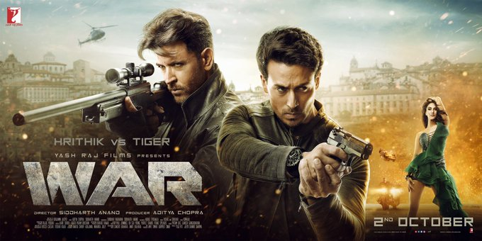 Hrithik Roshan Upcoming Movie War Wouldn't Happen Without Tiger Shroff
