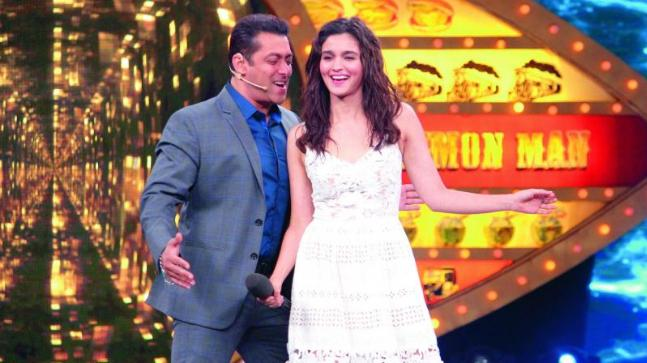Salman Khan Walks Out From Insha Allah To Avoid Kissing Alia Bhatt