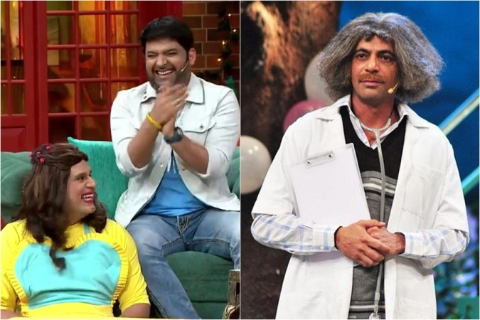 Sunil Grover Returns To The Kapil Sharma Show Hints His Come Back Via a Tweet