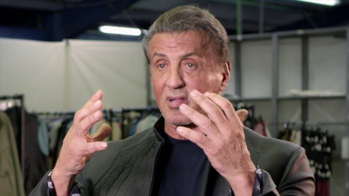 Rambo: Last Blood   Sylvester Stallone Explains RAMBO Mindset - Frankenstein Monster