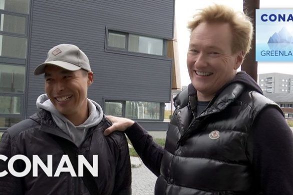 Conan O'Brien Finally Arrives In Nuuk - CONAN in GREENLAND | Netflix Special