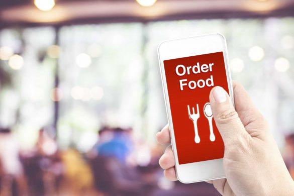 Order food online