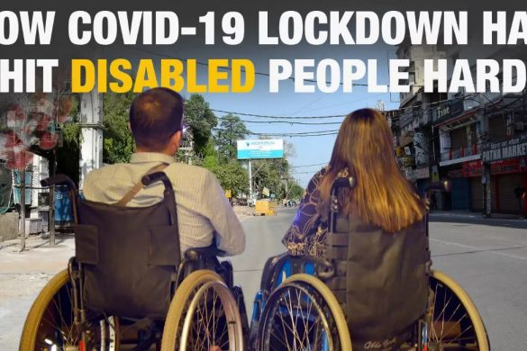 India's 21-Day Lockdown is Extra Challenging for Differently-Abled People in the Country