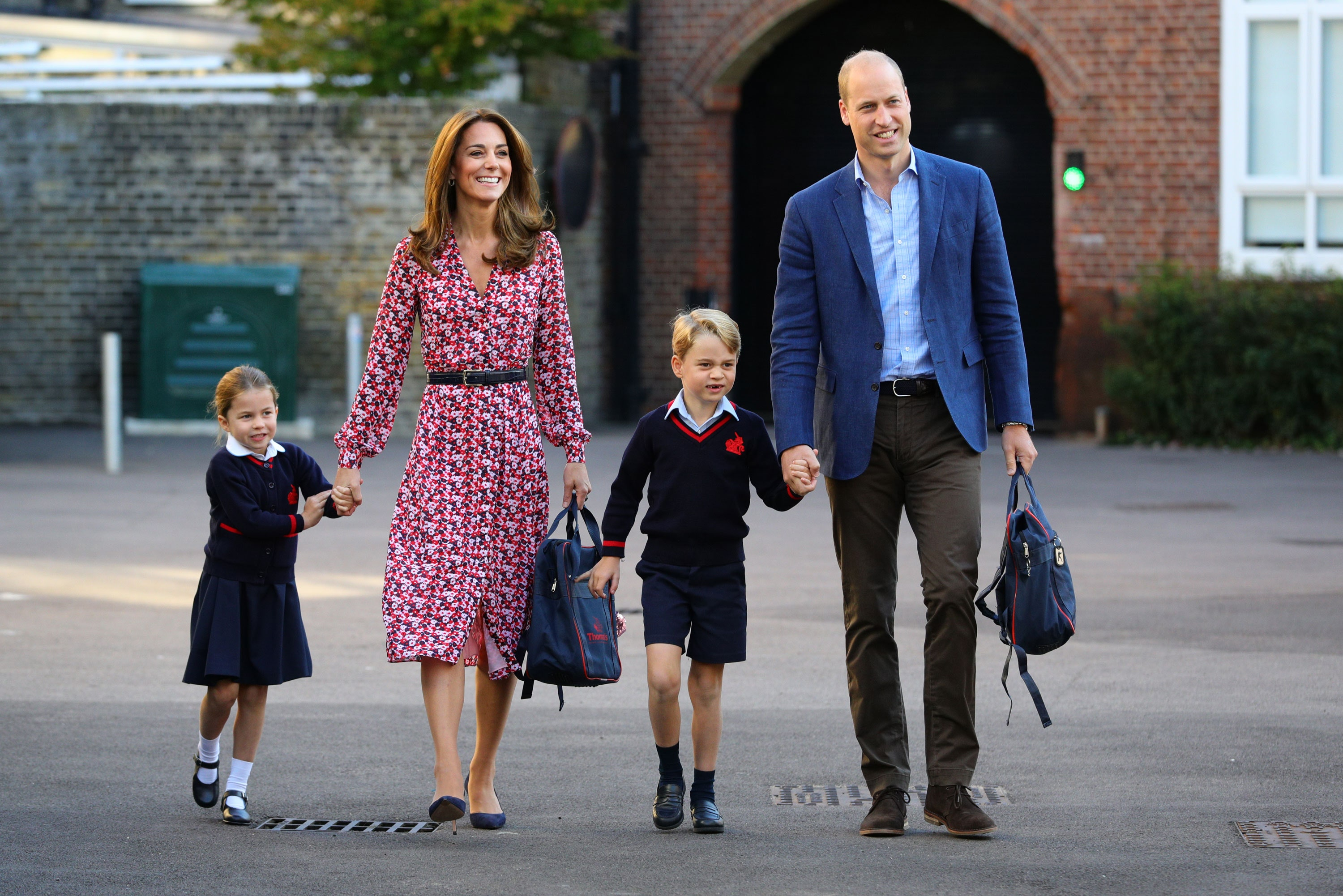 prince william and kate middleton children