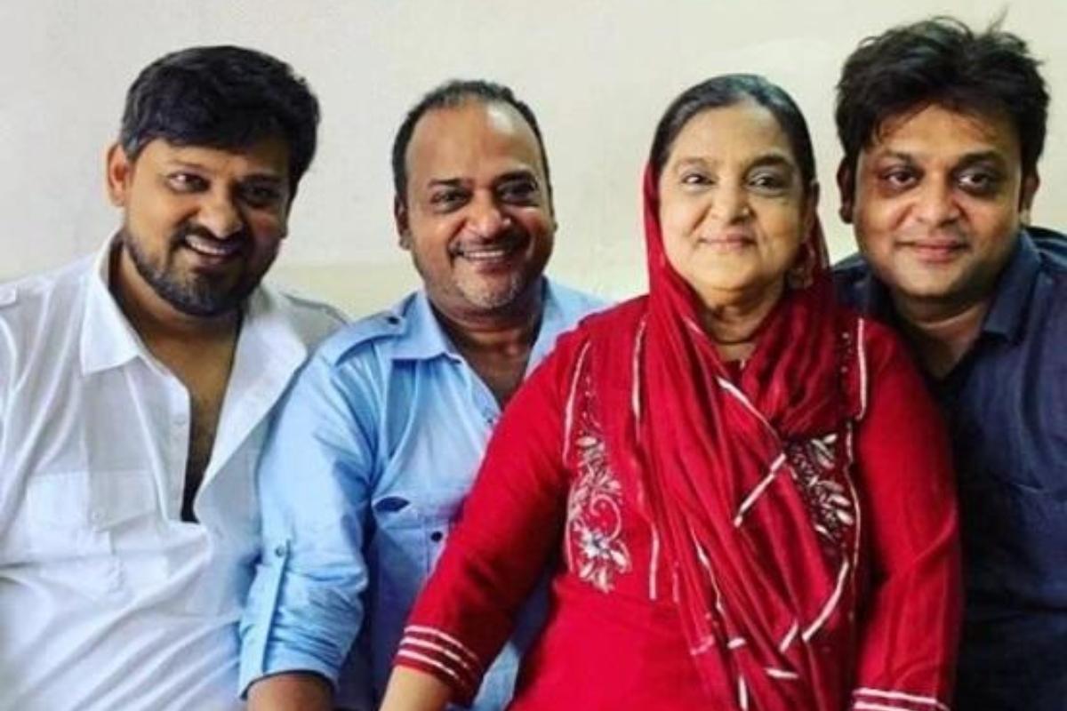 Wajid Khan's mother