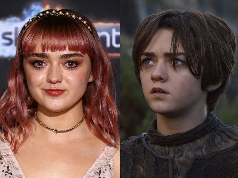 Game of Thrones Maisie Williams' Transformation Is Seriously Turning Heads