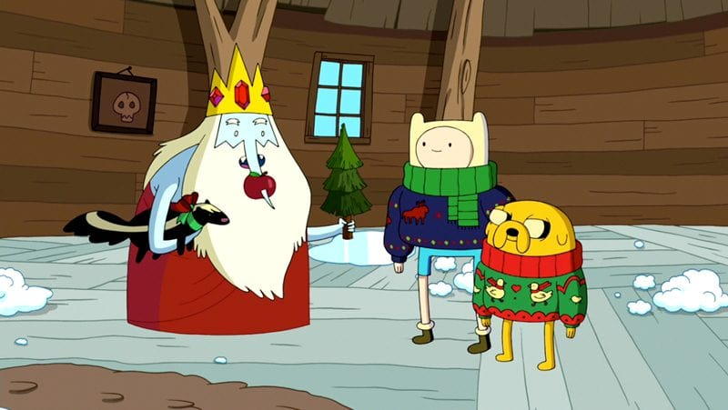 Holly and Jolly Secrets – Adventure Time