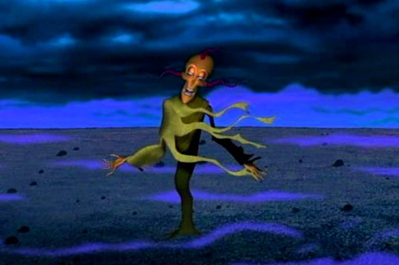 Perfect Courage – The Cowardly Dog