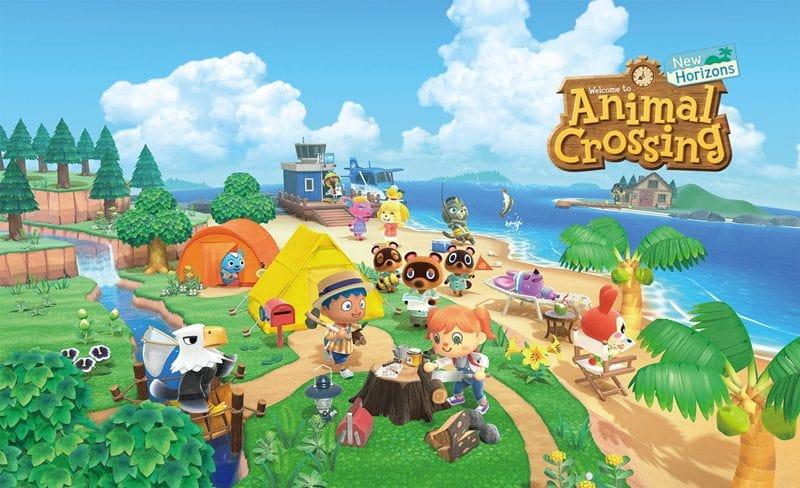 Animal Crossing-New Horizons
