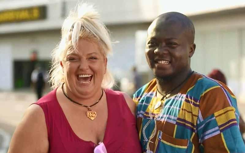 90 Day Fiance Angela Deem and Michael Ilesanmi