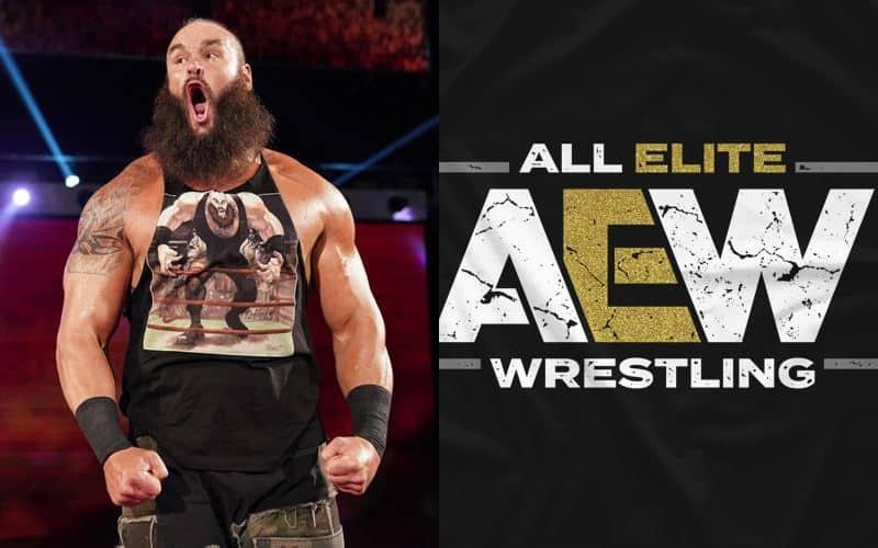 Braun Strowman AEW