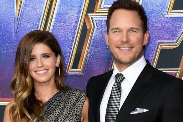 Chris Pratt, Katherine Schwarzenegger Welcome Their First Child