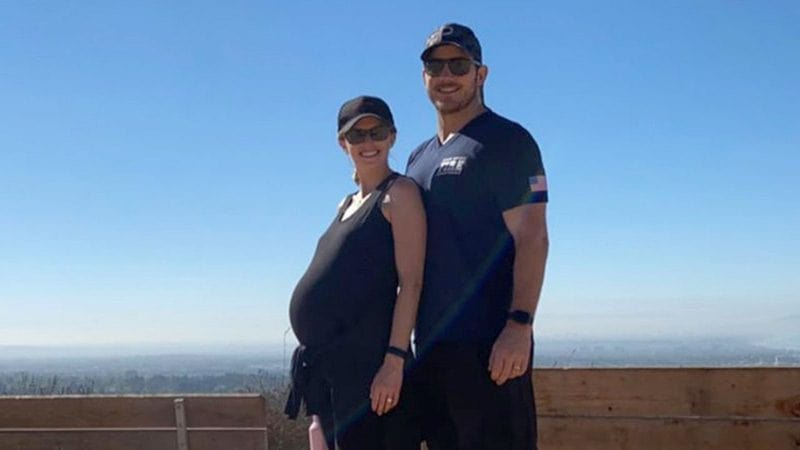 Chris Pratt Says Pregnant Wife Katherine Schwarzenegger is 'Ready to Pop'