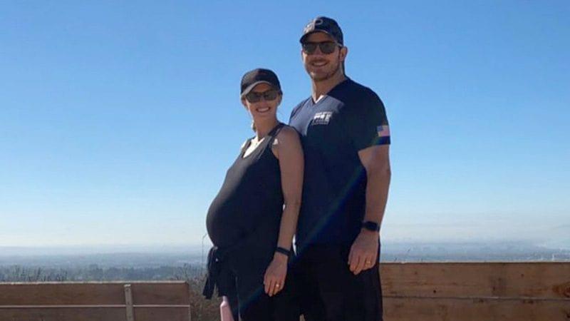 Chris Pratt Says Pregnant Wife Katherine Schwarzenegger is 'Ready to Pop'