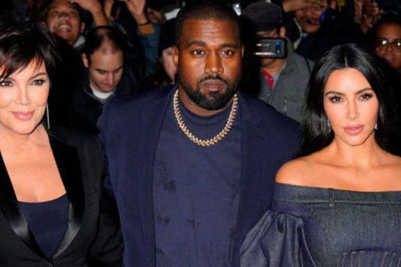 Kim, Kris, Kanye