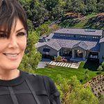 Kris Jenner Sold Mansion Opposite Kim Kardashian For $15 Million Cash