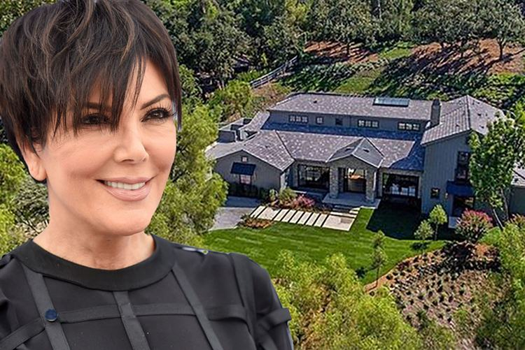 Kris Jenner Sold Mansion Opposite Kim Kardashian For $15 Million Cash