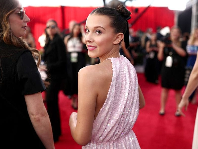 Millie Bobby Brown - Top 10 Celebrities Who Are Much Younger Than You Realized