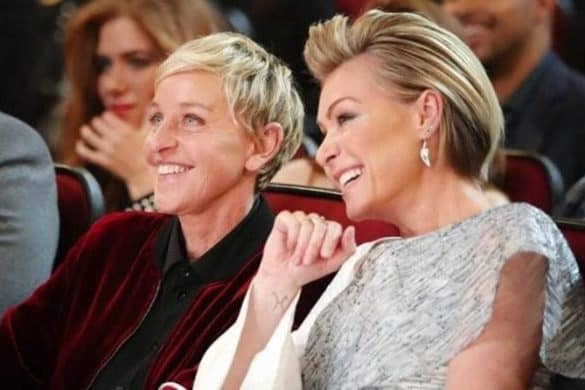 Portia de Rossi Opens Up About Ellen DeGeneres' State Of Mind