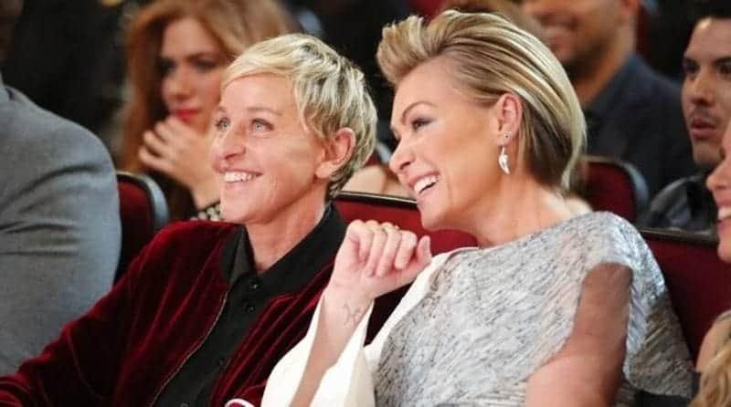 Portia de Rossi Opens Up About Ellen DeGeneres' State Of Mind