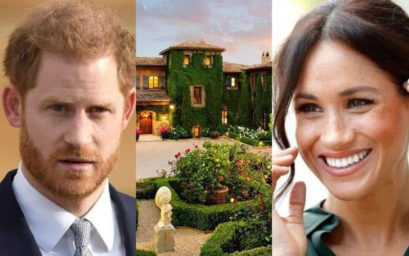 Prince Harry New Home