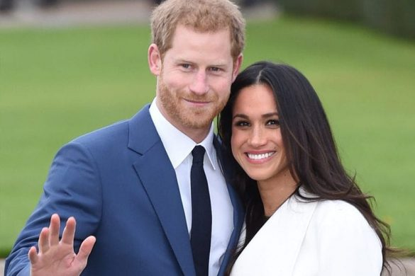 Prince Harry and Meghan Markle's Dog Name Has A Special Meaning